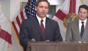 """Read more about the article .@RonDeSantisFL """"Why don't you do your job and get the border secure. Until then"""