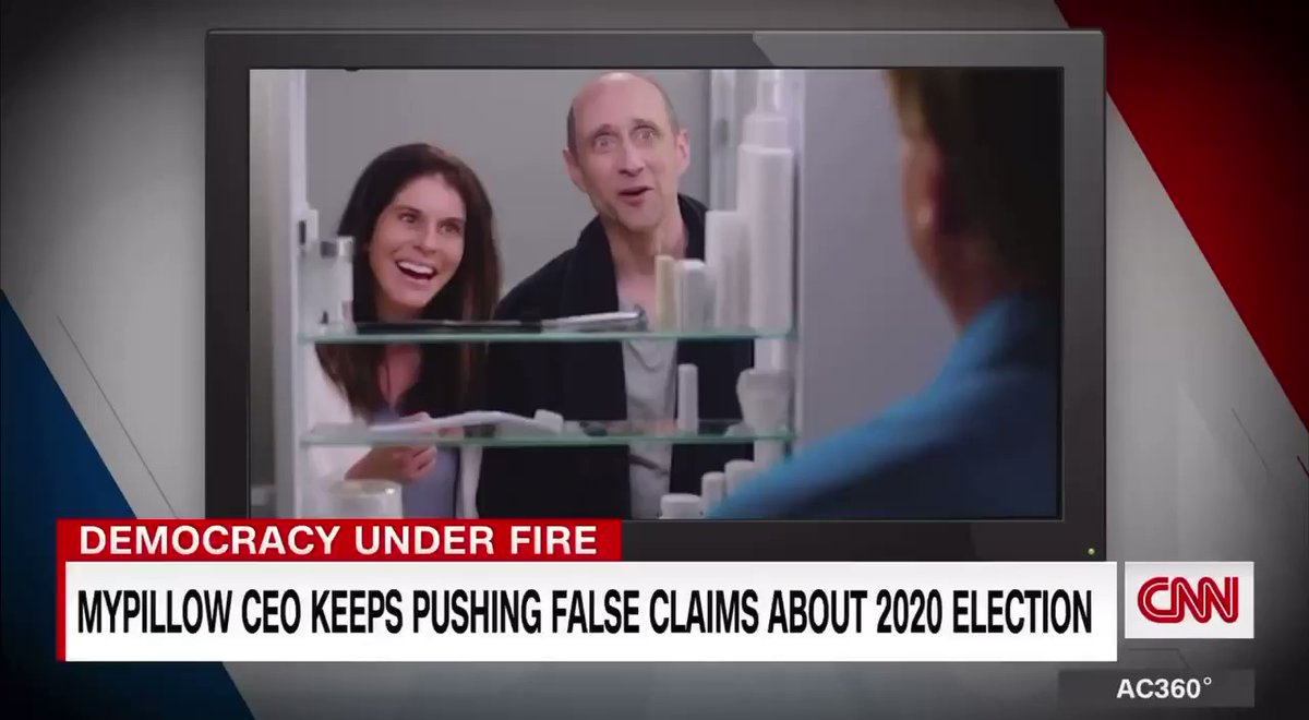 You are currently viewing CNN is so obsessed with Mike Lindell that they did a hit piece on him, most like