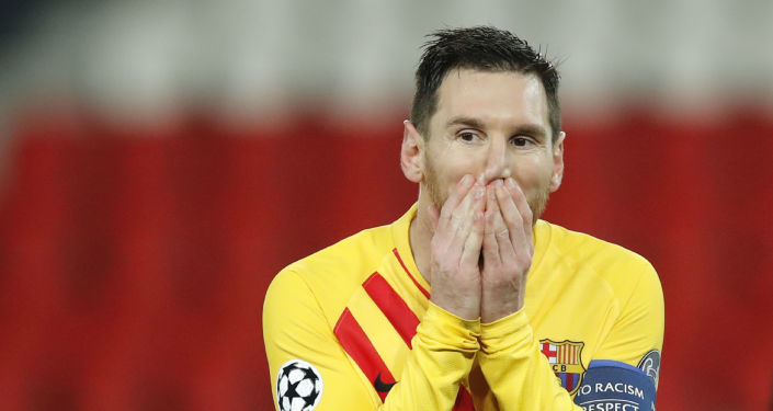 You are currently viewing Qatari club offers Lionel Messi a contract worth 1 billion dollars, report says