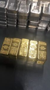 Read more about the article These gold bars will last another 1000+ years.