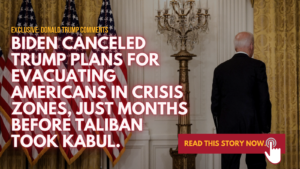 Read more about the article EXC: Joe Biden's State Dept Halted a Trump-Era 'Crisis Response' Plan Aimed at A