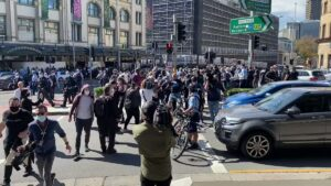 Read more about the article BREAKING  Massive police presence across Sydney, Australia — multiple arrests ar