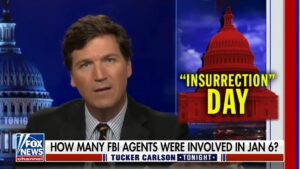 Read more about the article Tucker Carlson Discussing The Owen Shroyer Case