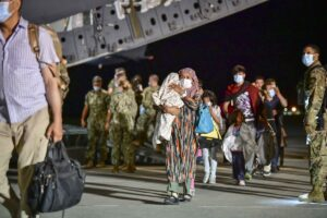 Read more about the article UPDATE: A total of 662 qualified evacuees from Afghanistan arrived at Naval Air