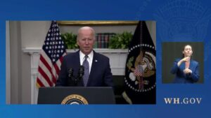 Read more about the article NOW – Biden just gave his speech on the tense situation in #Afghanistan, which r