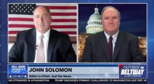 """Read more about the article """"John Solomon & John Fredericks discuss Biden's phone call with the Afghan Presi"""