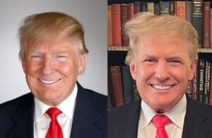 Read more about the article @TheBrebRoom Don 'Benjamin Button' Trump
