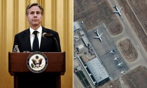 Read more about the article Leaked emails prove State Department DID block Afghan evacuation flights, report