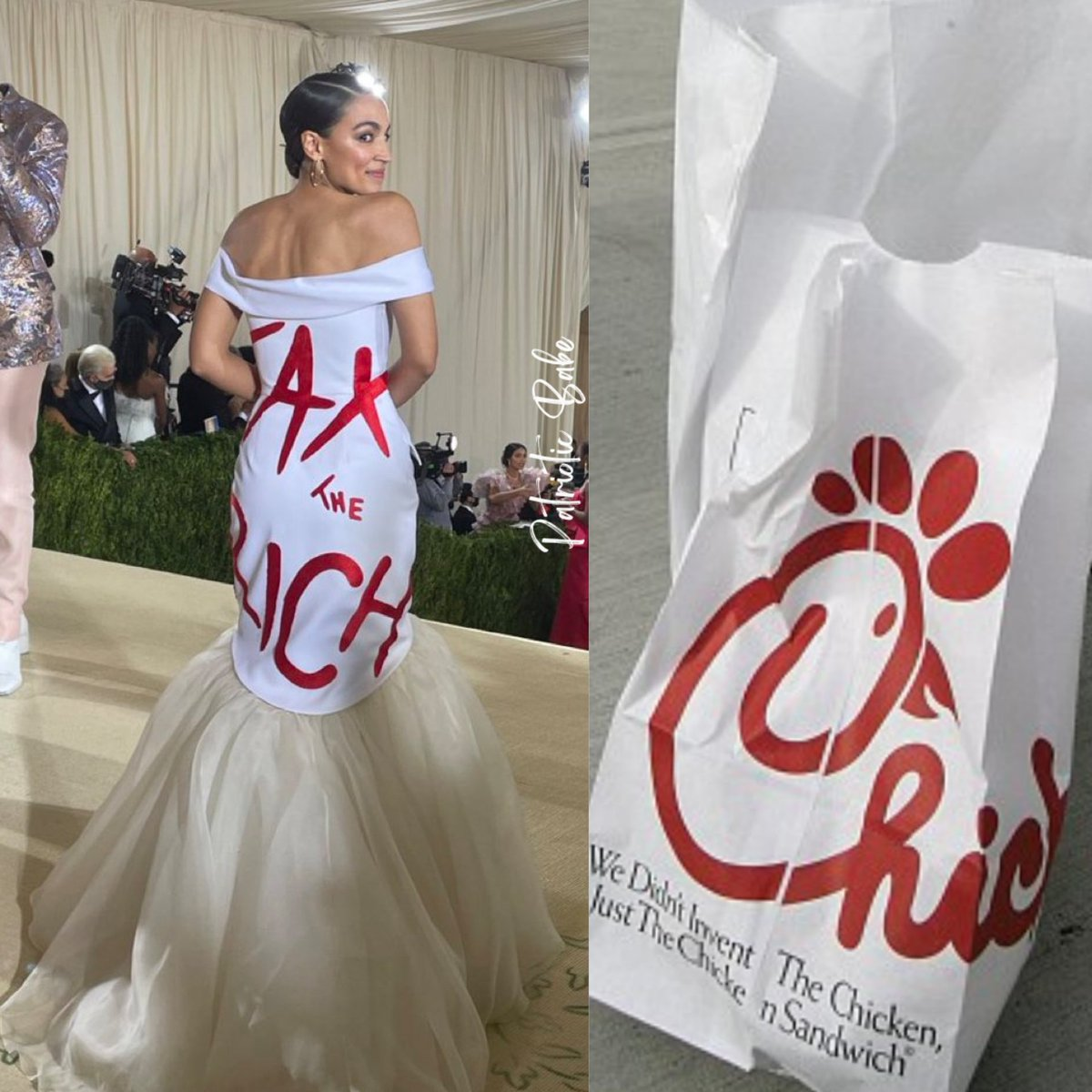 You are currently viewing @ChickfilA should sue.