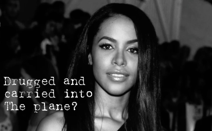 You are currently viewing Her death always seemed sus! Aaliyah took sleeping pill, carried to plane before