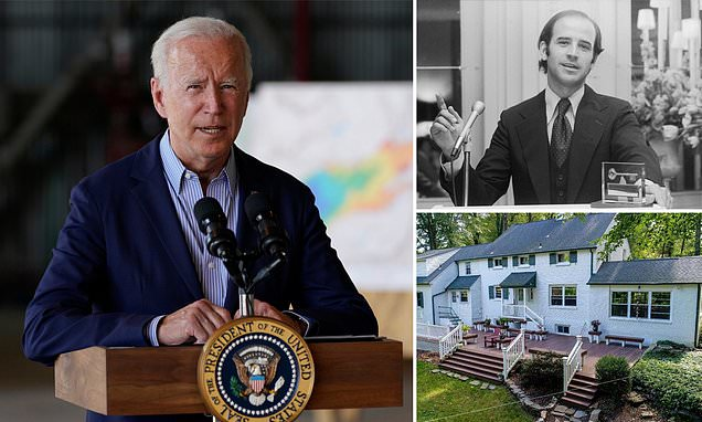 You are currently viewing New book probes Joe Biden's 'checkered history' on race including deed restricti