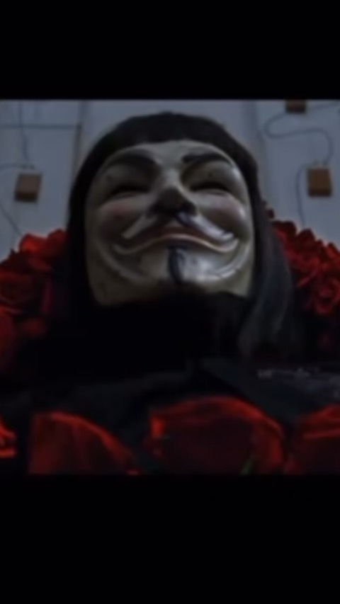 You are currently viewing Just like the movie V for vendetta the idea was spread through all of us we all