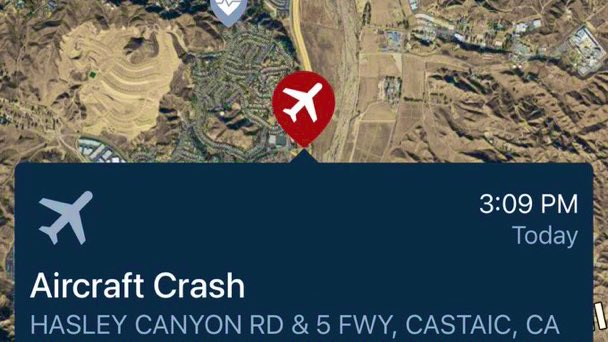 You are currently viewing #URGENT: Emergency crews responding to possible plane crash north of Los Angeles