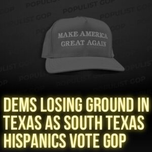 Read more about the article Daily Wire:  According to a  report in the Texas Monthly, Democrats who have bee