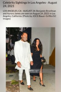 Read more about the article Did you know the designer of AOC's 'tax the rich dress' Aurora James has a boyfr