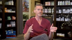 Read more about the article Dr. Ryan Cole, a board-certified pathologist, reports a 20 times increase of can