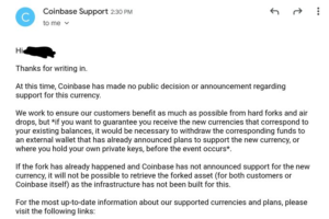 Read more about the article #Coinbase Going to steal those #SGB tokens now? You need money for the lawsuit a