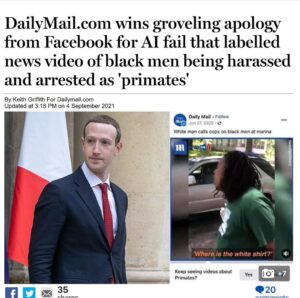 Read more about the article gm gm  A nice win for the Daily Mail Racist AI  and fact checkers