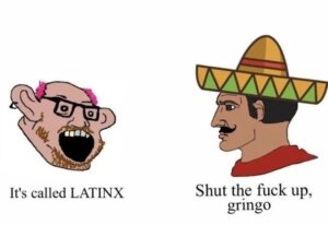 Read more about the article No normal hispanic or latino uses latinx –