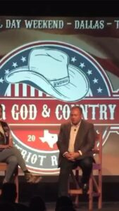 Read more about the article For God & Country Rally