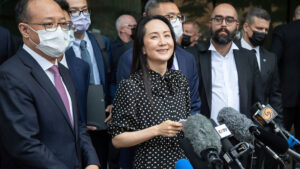 """Read more about the article Was the release of Huawei exec Meng Wanzhou a strategic error?   """"This tells #Ch"""