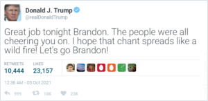 Read more about the article Wait til Brandon sees this!
