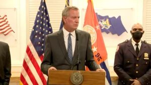 Read more about the article Meanwhile, de Blasio and NYC Correction Commissioner Schiraldi can't name both o
