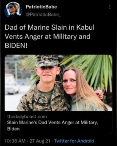 Read more about the article Get their stories out. Their lives mattered. Thank you for your service Kareem.