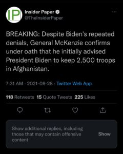 Read more about the article Not looking good for biden