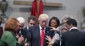 Read more about the article Pray for Trump.