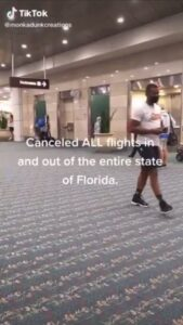 Read more about the article BREAKING: Air Traffic Controllers In Jacksonville, FL Staged A Walkout Yesterday