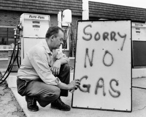 """Read more about the article HISTORY:   Oil crisis of the 1970s:   """"History doesn't repeat itself, but It oft"""