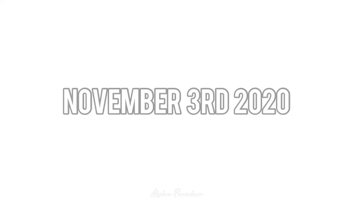 You are currently viewing We must keep the same energy as November 3rd prior to the steal.