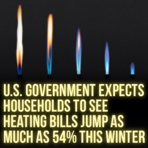 Read more about the article AP:   NEW YORK (AP) — Get ready to pay sharply higher bills for heating this win