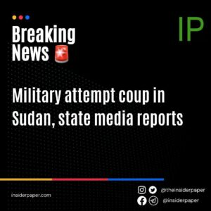 Read more about the article Sudan has entered the chat. And the case of the missing [i] apparently