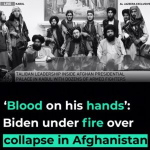 Read more about the article Washington Times:  The Biden administration on Sunday deflected blame for the ra