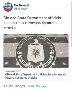 Read more about the article Havana syndrome is clearly a comm for gitmo where is Guantanamo bay asking for a