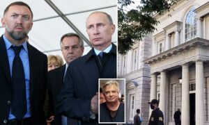 Read more about the article BREAKING NEWS: FBI raids $15million D.C. mansion of Russian oligarch and Putin a