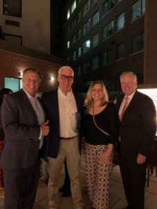 Read more about the article GATEWAY PUNDITS 1: Jim Hoft With Mark Meadows Patty McMurray and Dave Bratt in D