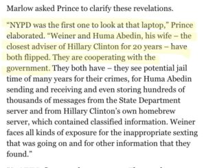 Read more about the article What did Erik Prince mean by this?