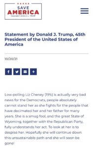Read more about the article What did TRUMP mean by (19%)?