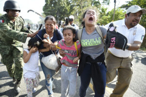 Read more about the article Hundreds of Migrant Asylum Seekers Dehumanized, Sexually Abused by Border Offici
