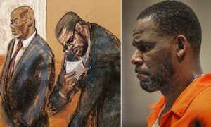 Read more about the article R Kelly is placed on suicide watch after being convicted of sex trafficking in N